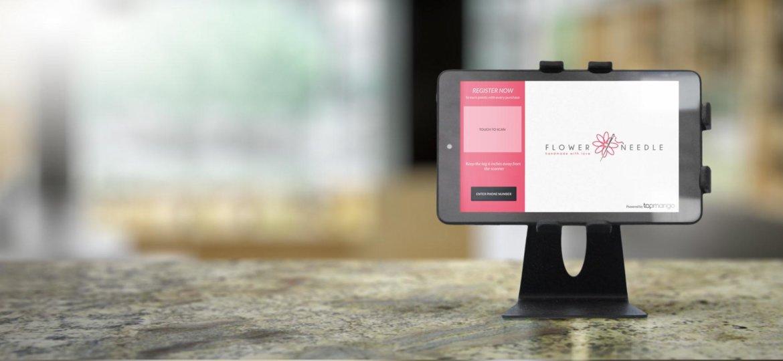 slider image of tablet