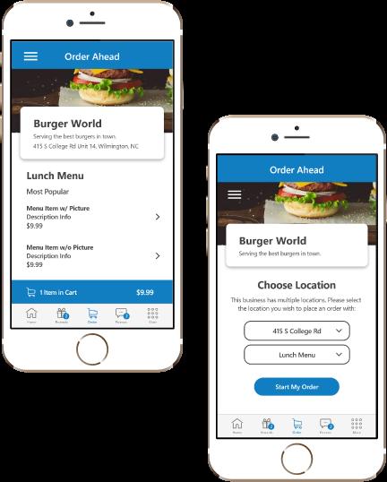 TapMango Mobile Application